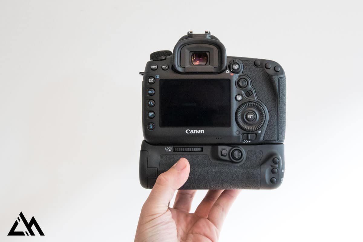 Gear Check Bg E20 Battery Grip For Canon 5d Mark Iv Eos Body Only Camera Dslr 4 Continuing My Coverage Of The Today Were Taking A First Look At This Exciting New