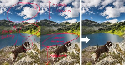 Behind The Shot: Cirque Lake Lookout