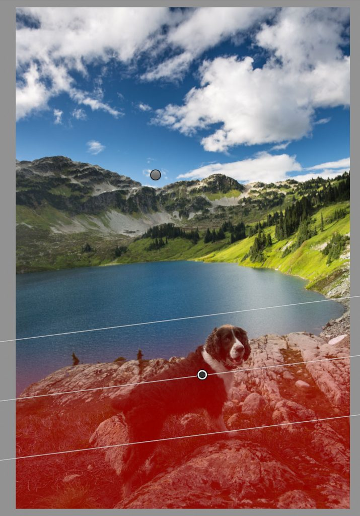 cirque-lake-dog-lightroom-mask2