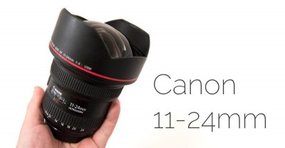 The Lens I Wasn't Sure I Could Love: Canon 11-24mm f/4 L