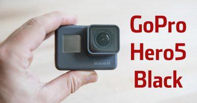 Gear Check: GoPro Hero5 Black