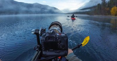 Reader Question: Which Kayak Do You Use to Photograph From?
