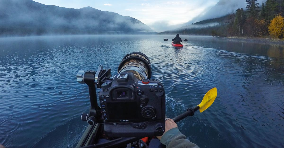 Reader Question Which Kayak Do You Use To Photograph From