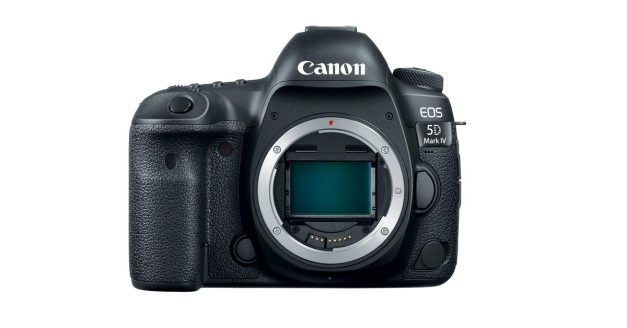 My Biggest Annoyance with the Canon 5D Mark IV