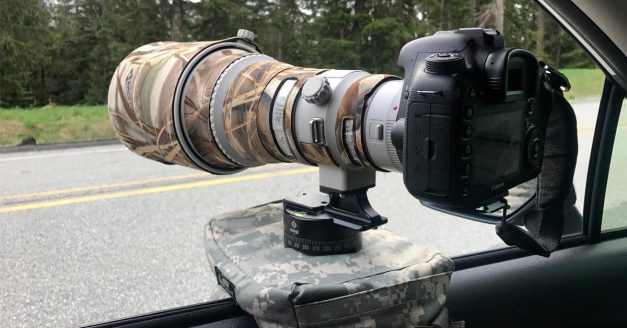 Gear Check: LensCoat LensSack