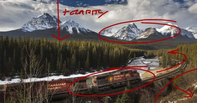Behind the Shot: Railway Through the Rockies