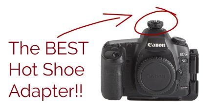 Gear Check: FA-HSA Hot Shoe Adapter From Really Right Stuff