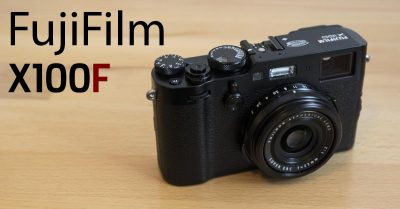 Gear Check: My Fujifilm X100F Is Here!