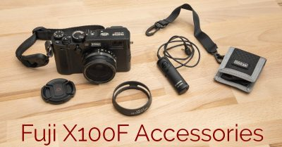 13 Best Accessories for the Fuji X100F