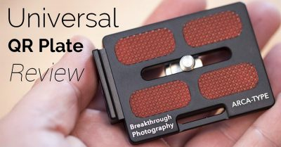 Gear Check: Breakthrough Photography QR Plate