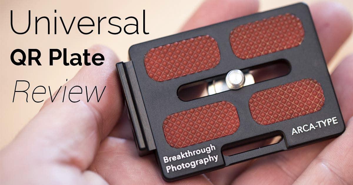 Gear Check: Breakthrough Photography QR Plate