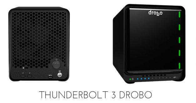 Gear Check: Drobo 5D3