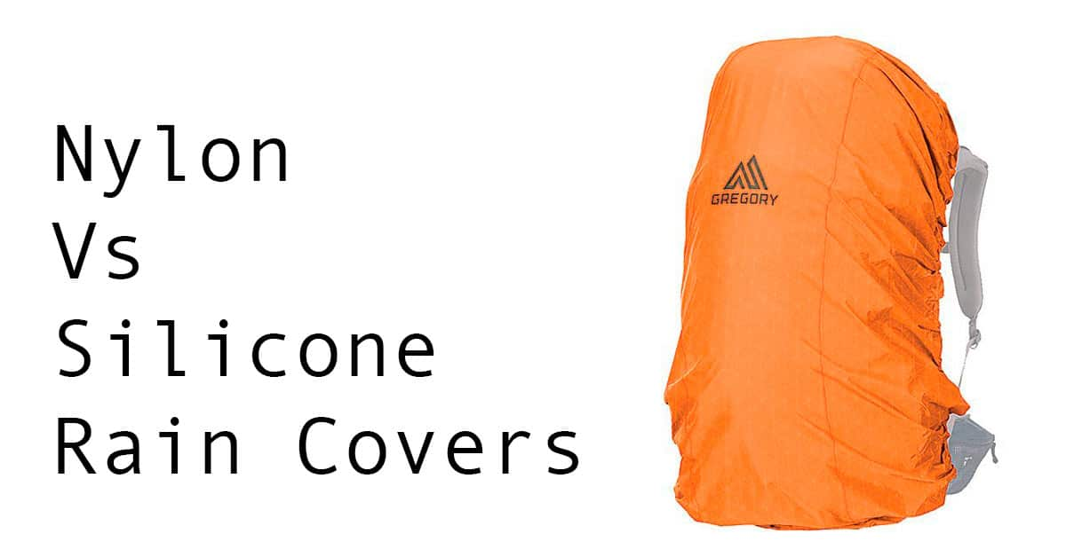 Shedding Pack Weight: Nylon Vs Silicone Rain Covers