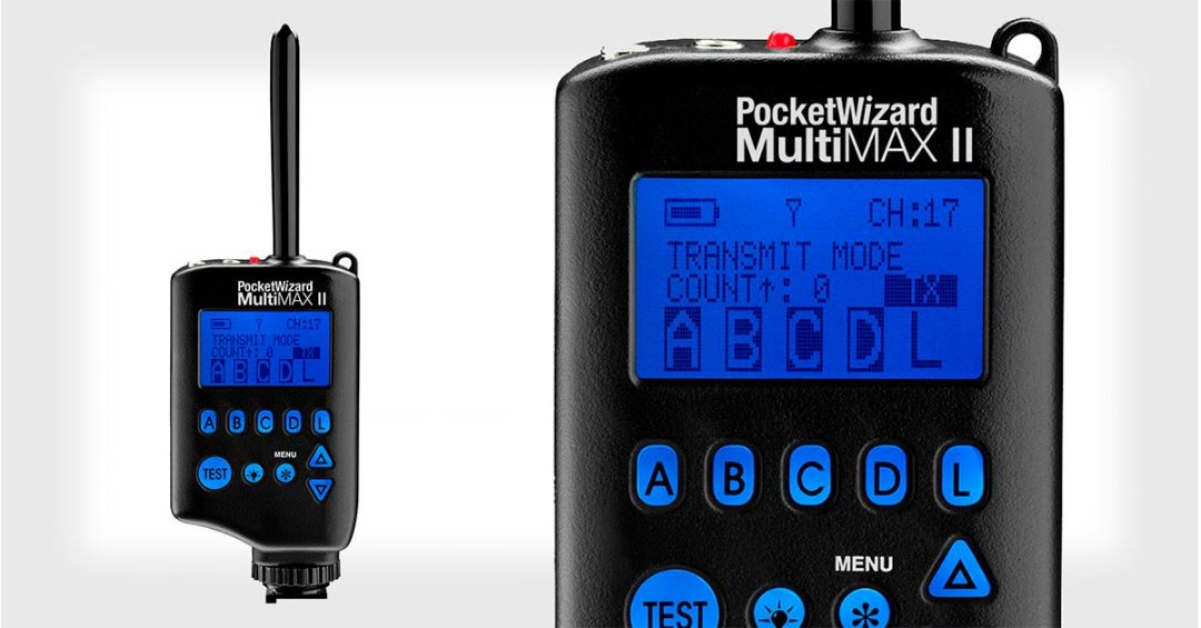 PocketWizard Multimax II Launched