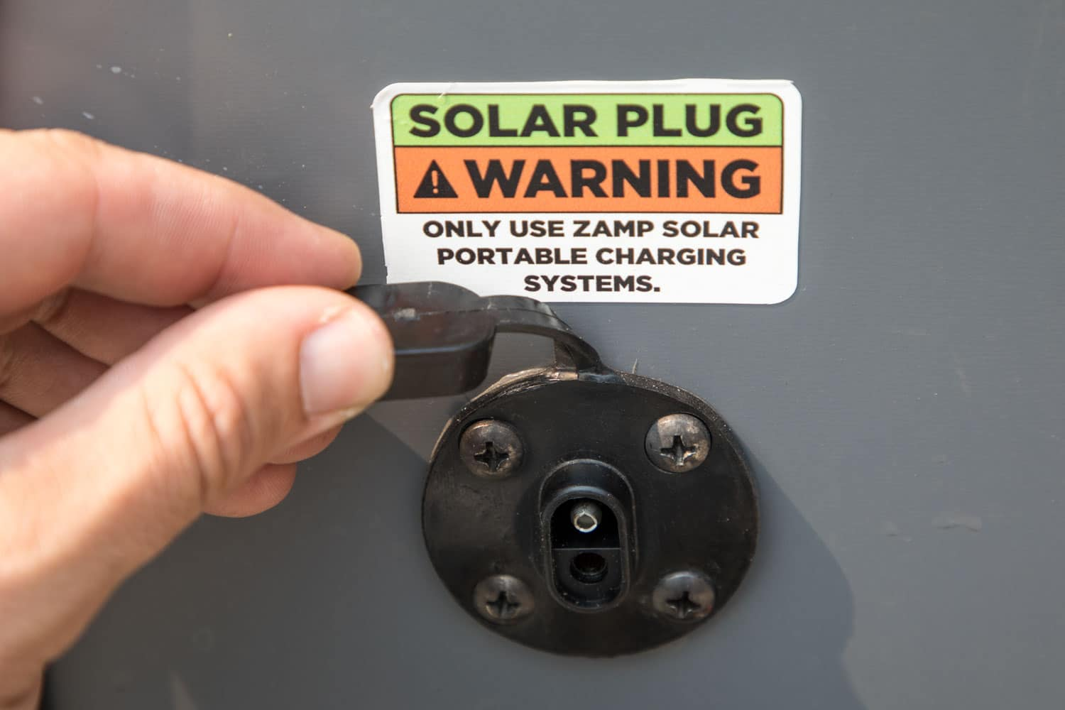 How to Wire a Goal Zero Solar Panel to a Zamp Connector