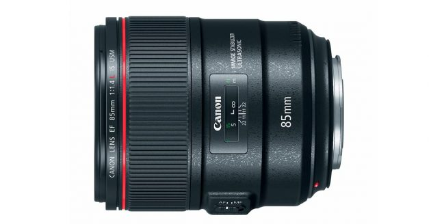Canon Launches New 85mm f/1.4 L IS at Surprising Price!