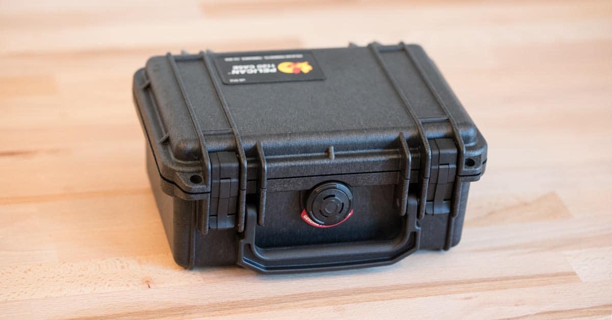 Gear Check: Pelican 1120 Review – The $25 Pelican Case