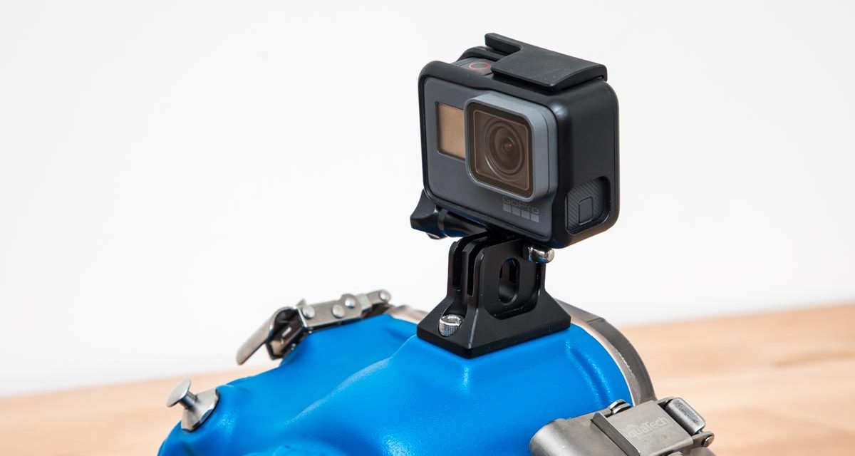 How to Mount a GoPro onto an Aquatech Underwater Housing