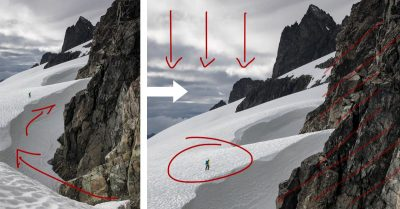 Behind the Shot: Moonscape Mountaineer