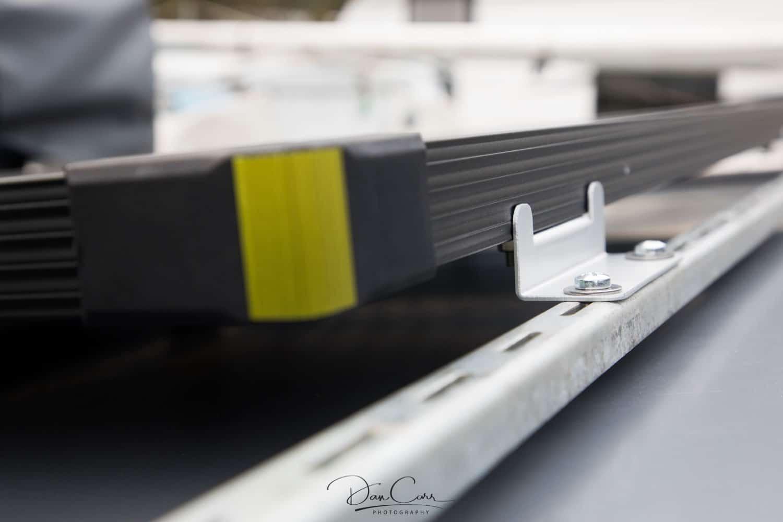 Installing A Goal Zero Boulder Solar Panel On My Trailer Roof