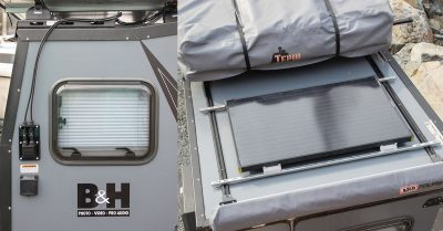 Installing a Goal Zero Boulder Solar Panel on My Trailer Roof