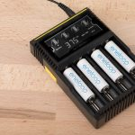 Gear Check: Nitecore D4 Battery Charger