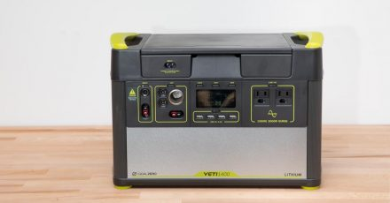Powering my Photography Adventure Trailer with a Goal Zero Yeti 1400 Lithium Power Station