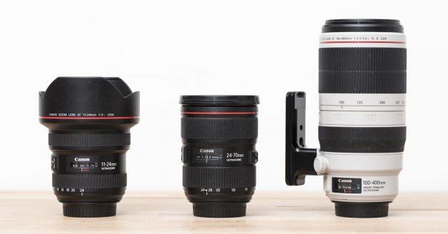 My Favourite Canon Multipurpose Lens Trifecta