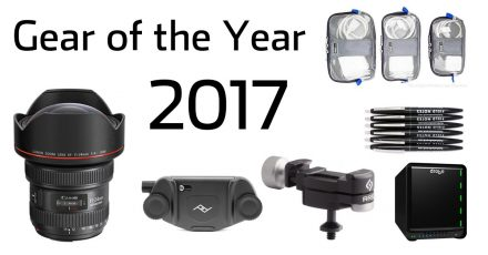 Gear of the Year 2017