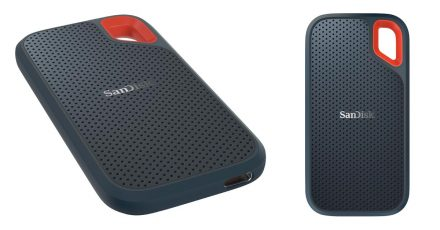New SanDisk Extreme Portable SSDs Look Cool!