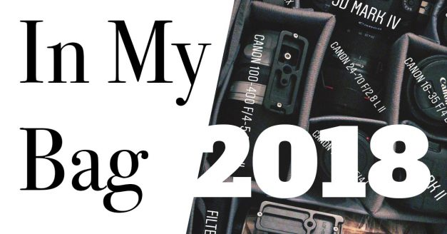 In My Bag: Quick 2018 Edition