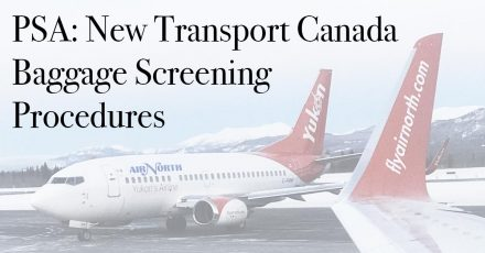 Flying in Canada? You Need to Know This About Transport Canada's New Security Procedures, or You Might Lose Your Laptop