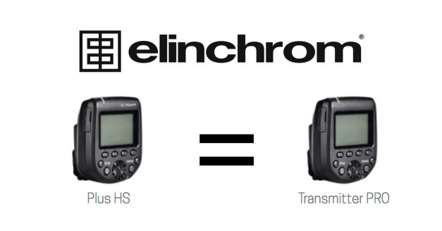 New Elinchrom Transmitter PRO = Skyport Plus HS