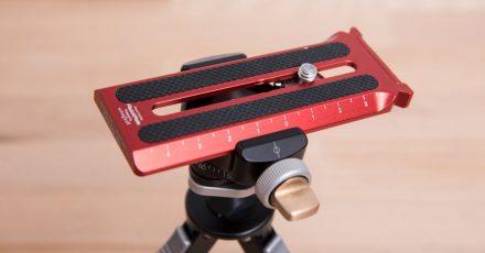 Gear Check: UniqBall iQuick Plate