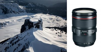 The Best Lens for Aerial Photography