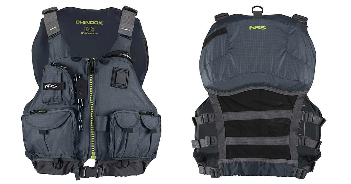 Gear Check: Best PFD for Photographing from a Kayak