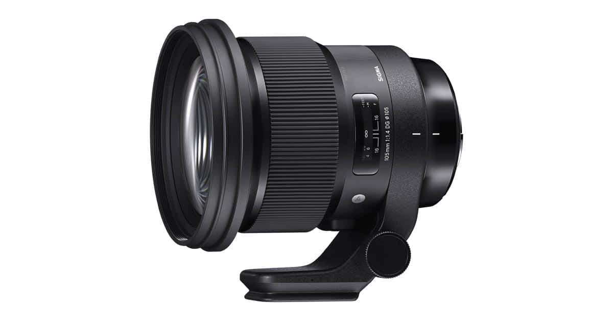 Sigma's New 105mm f/1.4 Price Revealed…Wow!