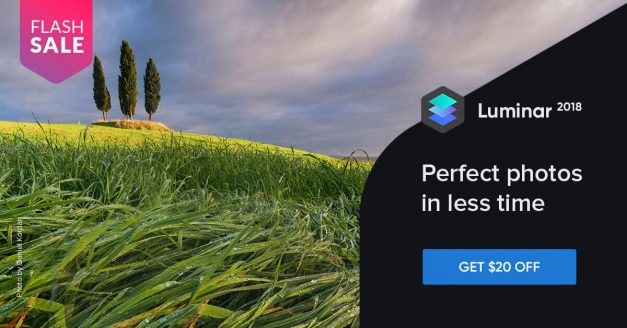 Luminar Flash Sale: Lock In the Lowest Price Yet!