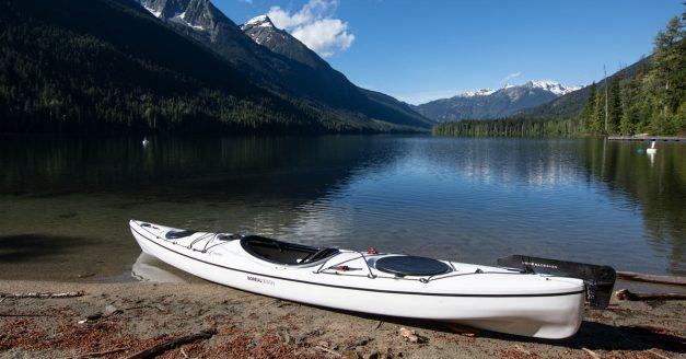 My New Kayak: Boréal Design Compass 140 Ultralight