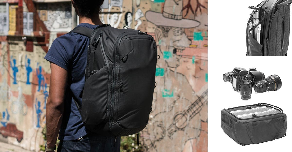 Peak Design Travel Backpack Launched
