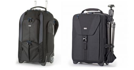 Think Tank Streetwalker Rolling Backpack V2 Vs. Airport TakeOff V2