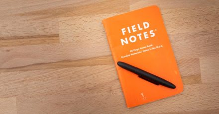 Why Do I Keep a Notebook in My Camera Bag?