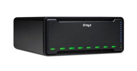 Drobo Launches the 8D. An 8-Bay Thunderbolt 3 Storage Solution