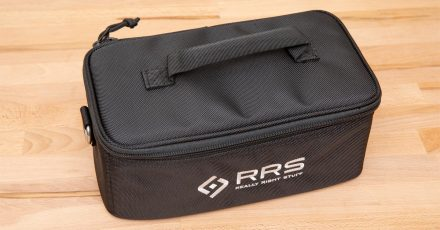 Gear Check: RRS Gimbal Case