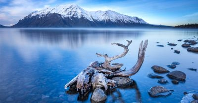 Behind the Shot: Dawn in Kluane National Park