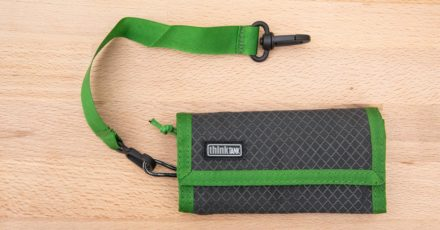 Gear Check: Think Tank Secure Pixel Pocket Rocket Card Wallet