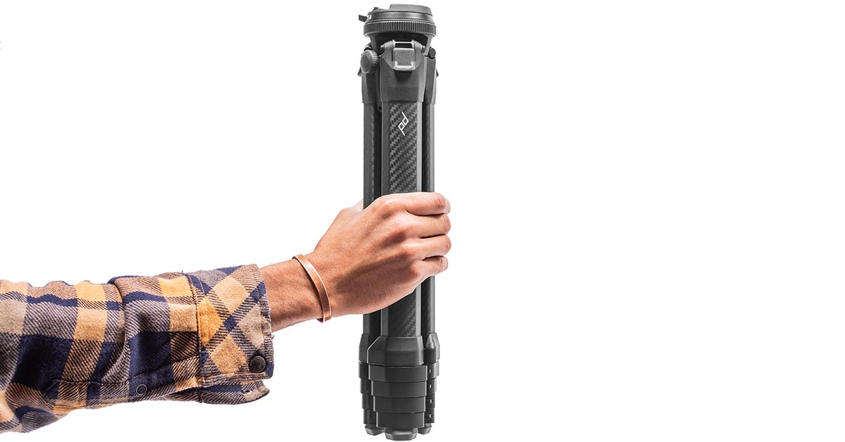 Peak Design Launches Innovative New Travel Tripod