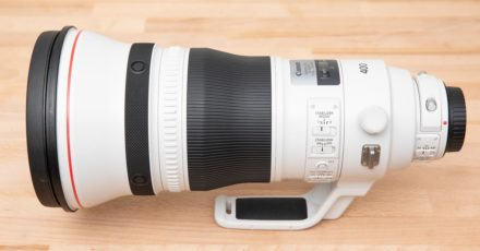 Gear Check: Canon EF 400mm f/2.8 L IS III