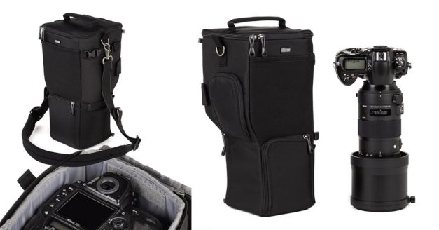 Think Tank Launches Digital Holster 150 for Telephoto Zooms