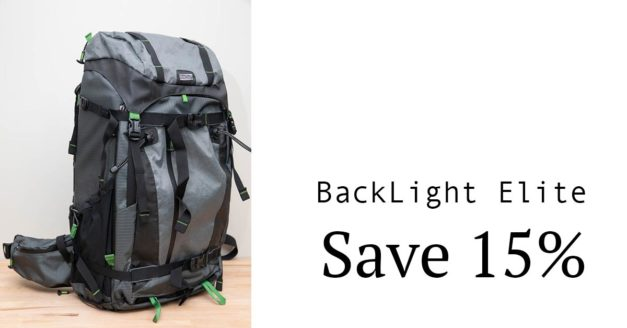 Save 15% on the MindShift Backlight Elite